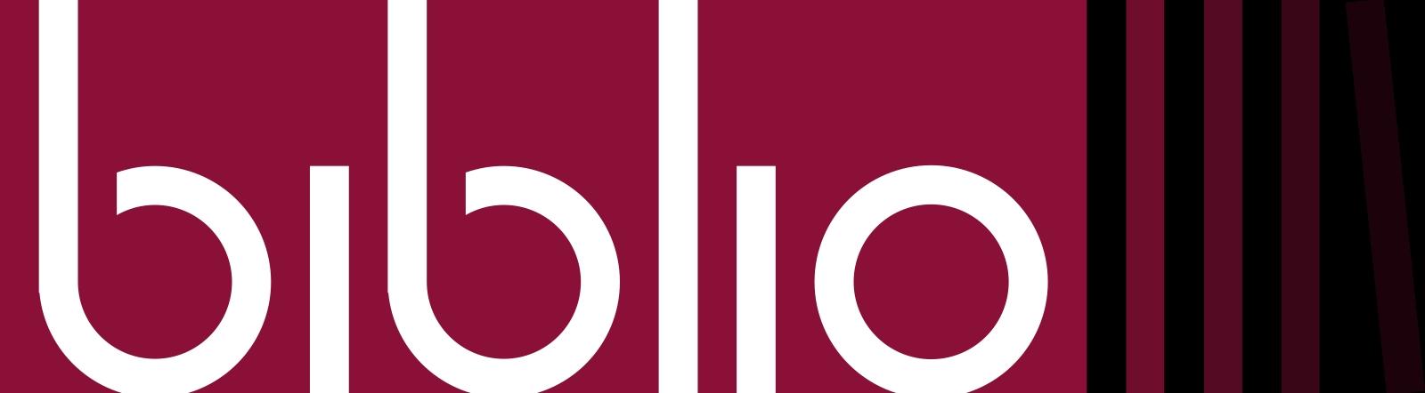 logo project BIBLIO